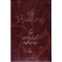 دیوان مولانا محمد ولی دشت بیاضی