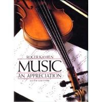 MUSIC AN APPRECIATION