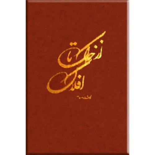 از خاک تا افلاک ؛ سیری در غزل ها و ترانه های مولانا