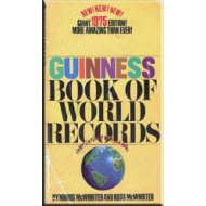 The Guinness Book of world Records 1975