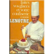 Lenotre's Ice Creams and Candies