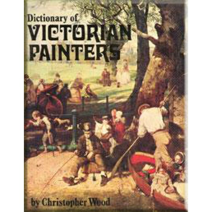 Dictionary Of Victorian Painters