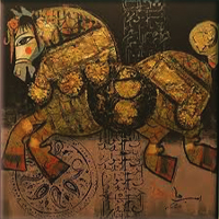 ناصر اویسی ، نقاشی،لیتوگرافی،جواهرسازی،سرامیک